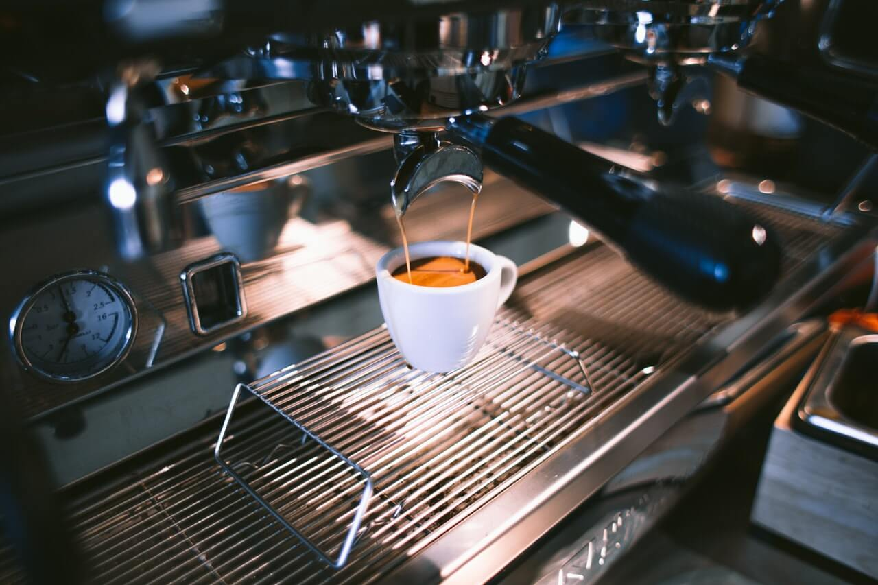 Espressons historia