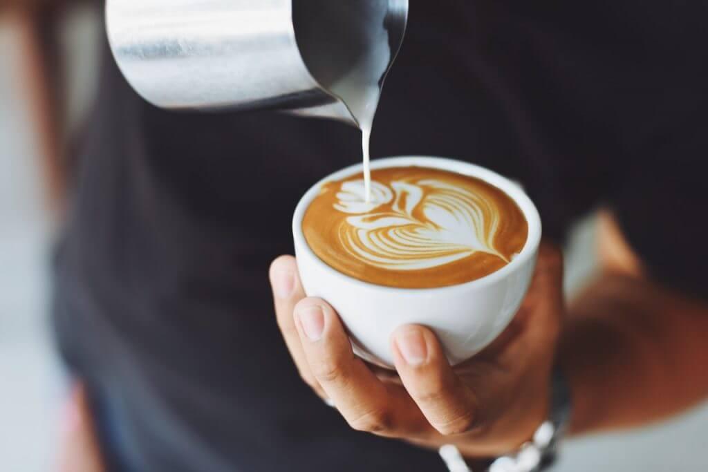 Vår förkärlek till kaffe är inlärd