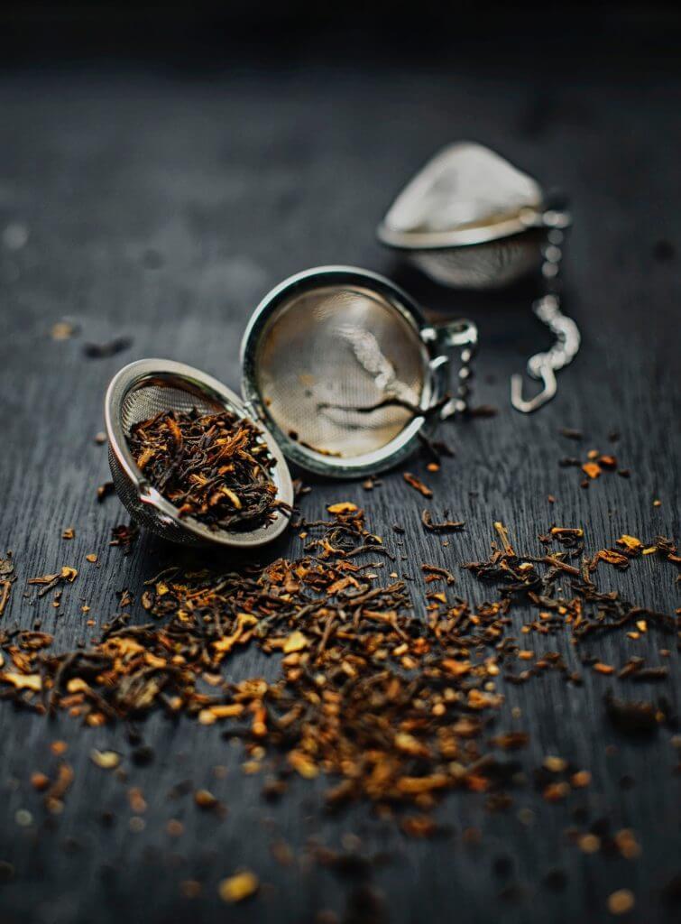 Det är nyttigt med thé