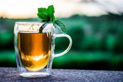 Därför är thé nyttigt